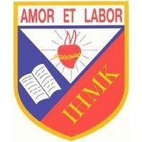 聖母無玷聖心幼稚園的校徽
