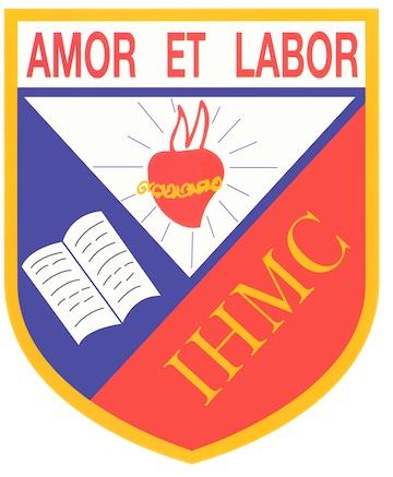 聖母無玷聖心書院校徽