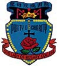 聖母玫瑰書院的校徽