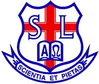 聖類斯中學校徽