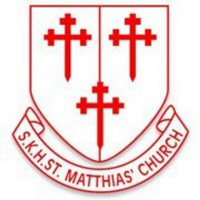 聖馬提亞堂肖珍幼稚園校徽