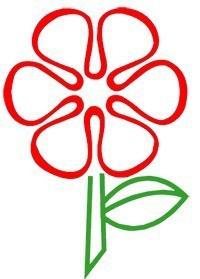 肖霞幼稚園校徽