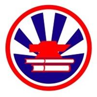 華英中學校徽