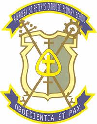 香港仔聖伯多祿天主教小學校徽