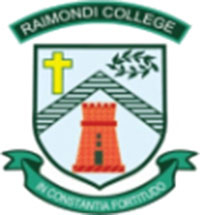 Raimondi College Primary Section的校徽