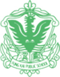 Fung Kai No.1 Primary School的校徽