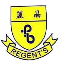 麗晶幼稚園分校的校徽
