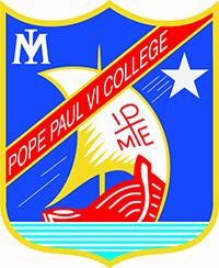 保祿六世書院校徽