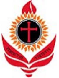 天主教普照中學校徽
