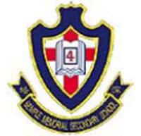 深培中學校徽