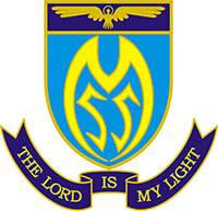 瑪利曼中學校徽