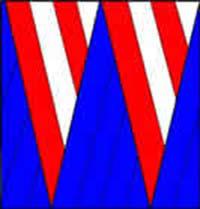 紡織學會美國商會胡漢輝中學校徽