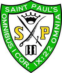 聖保祿中學校徽