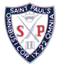 聖保祿學校校徽