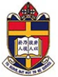 聖公會聖本德中學校徽