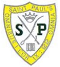 藍田聖保祿中學校徽