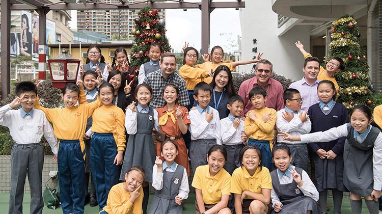 A Photo of Kwong Ming Ying Loi School