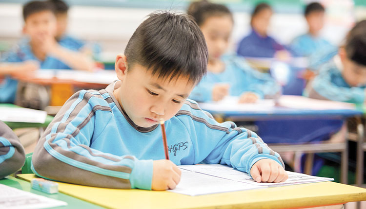 基督教聖約教會堅樂小學:該校特別為小一至小三同學設計校本拼音課程。