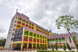基督教神召會梁省德小學 - 校園開放參觀的活動相片