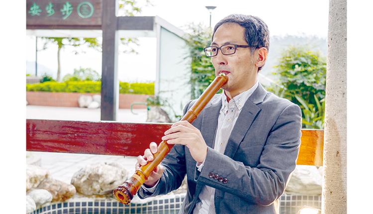 輔助風道吹嘴設 打破樂器界限 學習古樂不再困難!