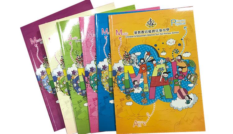 每年出版一本《MAP》刊物,展示學生成果,對學生來說是重要的紀念冊。