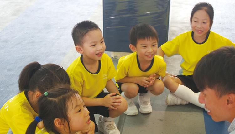 同學經常得到讚賞,自然樂於學習。