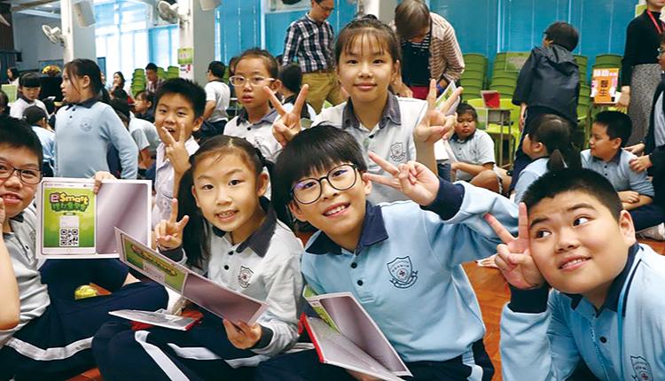 學校持續推行多種教學活動,培育學生的多元智能。