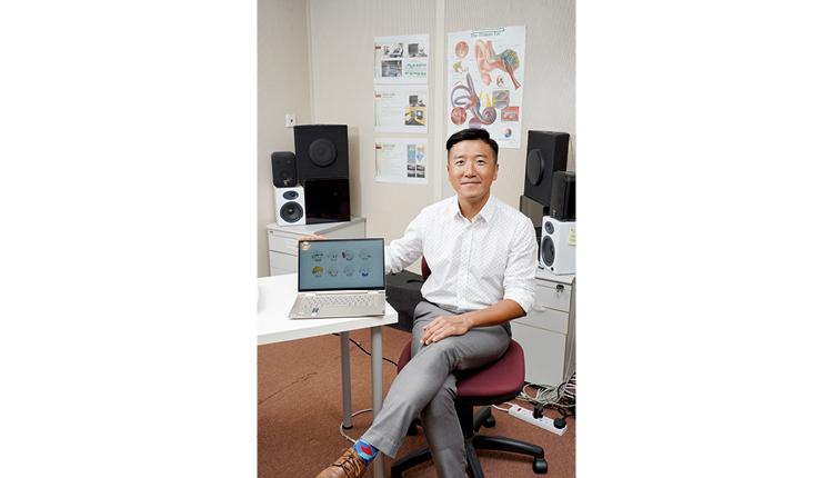 特殊教育與輔導學系及 整全成長發展中心(I-Well)袁志彬博士