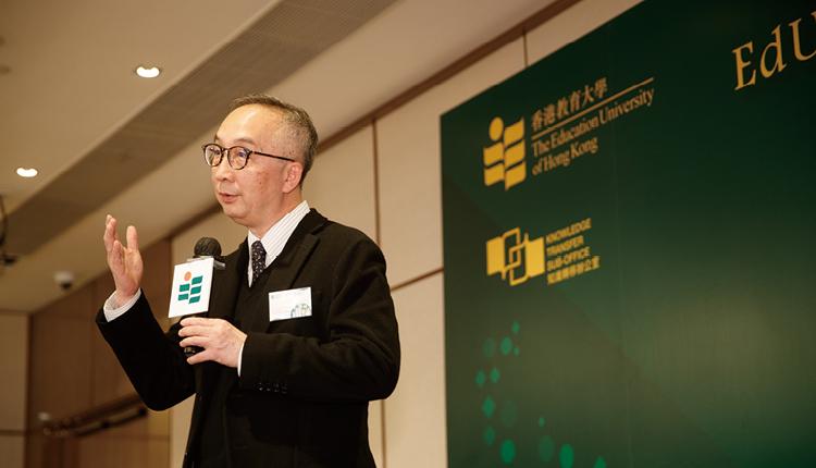 教大副校長(研究與發展)呂大樂教授