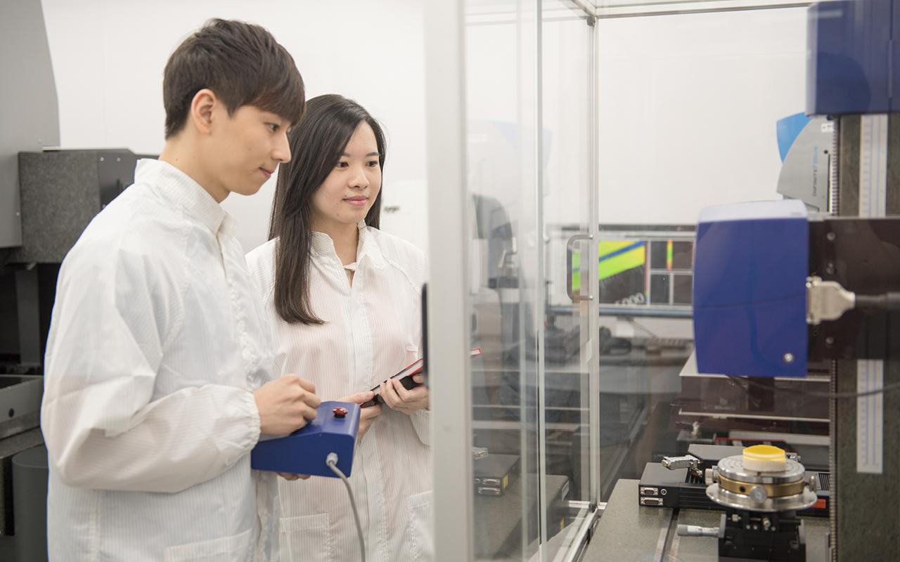 學系致力為學生提供最先進的研究實驗室及嶄新設施。